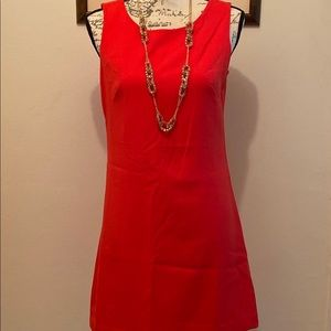 GAP Pepper Red Cocktail Dress